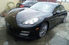 Porsche Panamera 2011 Black