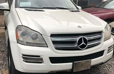 Mercedes Benz GL550 2008 White for sale