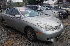 Lexus ES330 2004 Silver