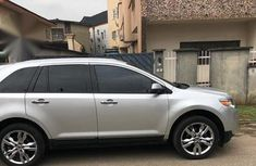 Ford Edge 2014 Silver for sale