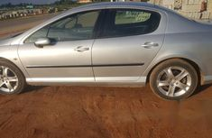 Peugeot 407 2005 Silver