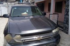 Chevrolet Trailblazer 2005 Black for sale