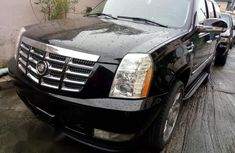 Cadillac Escarlade 2007 Black for sale