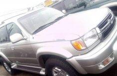 Toyota 4-Runner 2002 ₦2,300,000 for sale