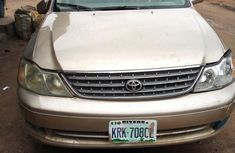 Toyota Avalon 2003 Gold for sale