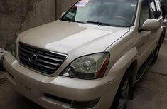 Affordable Lexus GX470 2004 Gold for sale