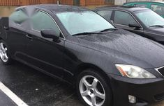 Lexus IS 250 2006 Black for sale