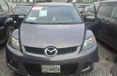 Mazda Cx7 2007 Gray for sale