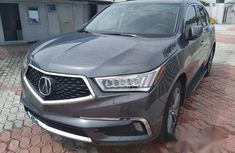 Acura MDX 2017 Gray for sale