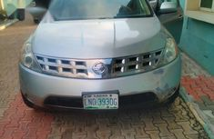 Tokunbo Nissan Murano 2005 Silver