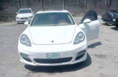 Porsche Panamera 2012 White for sale