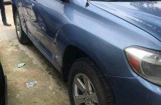 Toyota Highlander 2009 Blue