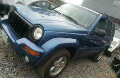 Jeep Liberty 2004 Blue