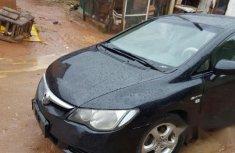 Honda Civic 2008 Black for sale
