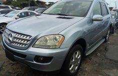 Almost brand new Mercedes-Benz ML350 Petrol 2007