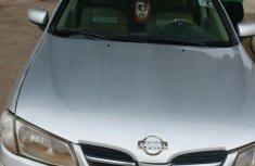 Nissan Almera 2000 Gray for sale