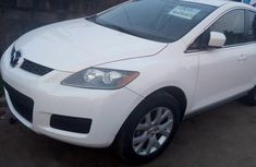 Mazda CX-7 2009 White for sale
