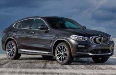 BMW X4 2019: fashion comes first