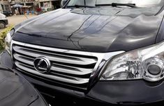 Clean Lexus GX 460 2012 Black