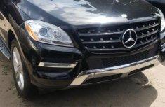 Mercedes-Benz ML350 2013 Automatic Petrol ₦13,500,000