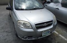 Very Clean Chevrolet Aveo 2005 Silver for sale