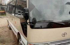 2010 Toyota Coaster Automatic Petrol well maintained