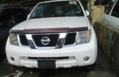 Tokunbo Nissan Pathfinder 2007 White