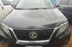 Used Lexus Rx 350 2010 Gray for sale