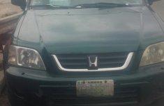 Very Clean,Fairly Used Honda Crv 1999 Green