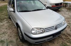 Volkswagen Gold 2002 Gray for sale