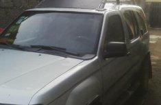 Nissan Xterra 2000 Silver