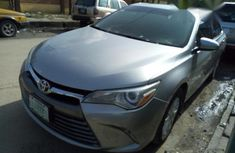 Clean Toyota Camry 2015 Silver