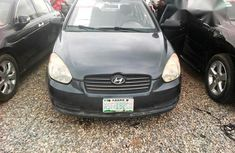 Clean Hyundai Accent 2009 Black