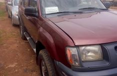 Nissan Xterra 2001 Red for sale