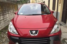 Peugeot 307 2006 Red for sale