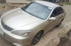 Clean Toyota Camry 2003 Gold