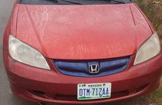 Honda Civic 2004 Wine for sale