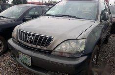 Nigerian Used Lexus RX300 2002
