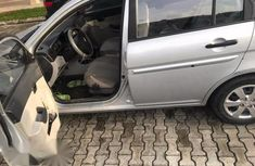Clean Hyundai Accent 2008 Silver