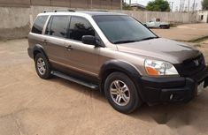 Clean Honda Pilot 2005 for sale