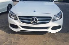 Mercedes-Benz C300 2015 White