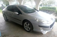 Peugeot 407 2005 Silver for sale