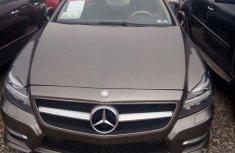 Mercedes-Benz CLS 550 2012 Gray