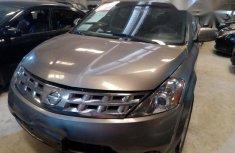 Nissan Murano 2004 Gray