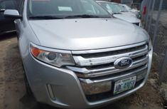 Affordable Ford Edge 2011 Silver