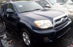 Toyota 4-Runner 2008 Blue for sale