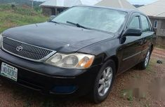Toyota Avalon 2004 Black