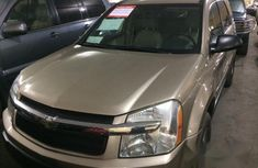 Chevrolet Equinox 2005 Gold