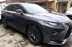 2016 Lexus RX for sale in Lagos