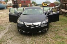 Acura TL 2013 Black for sale